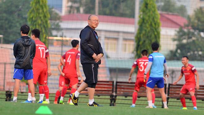 HLV Park Hang-seo và những nỗi lo về tuyển Việt Nam
