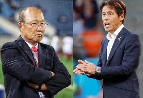 HLV Thái Lan cố tình khiêu chiến, gây áp lực cho thầy Park!