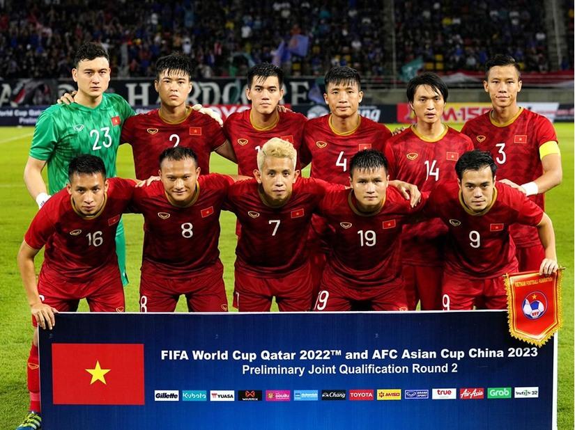 HOT: Thầy Park chốt danh sách tuyển Việt Nam đấu Malaysia