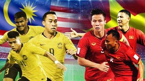 Malaysia lại giở trò bẩn, tuyển Việt Nam mất lợi thế ở vòng loại WC