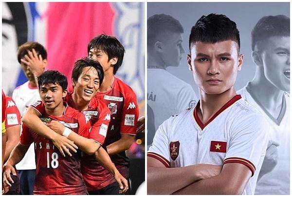 """""""Messi Thái"""" sa sút, CLB Sapporo muốn đưa Quang Hải sang J-League 1"""