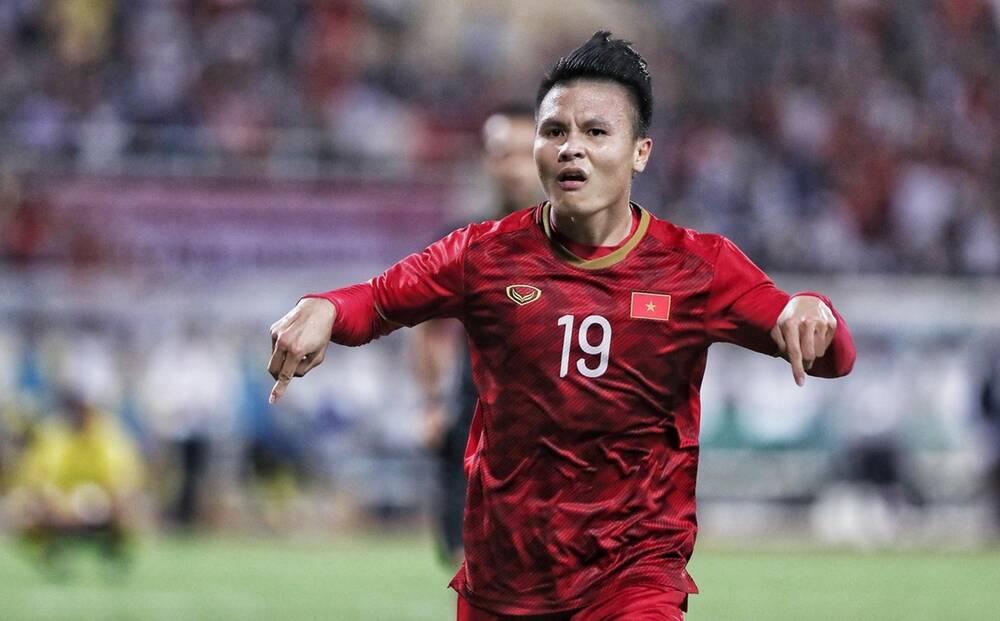 Quang Hải thuộc Top cầu thủ đắt giá nhất Đông Nam Á