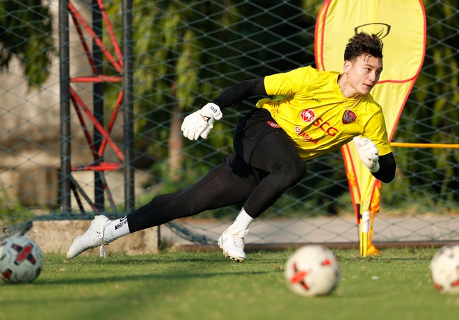 Văn Lâm khẳng định không muốn trở lại thi đấu ở V-League