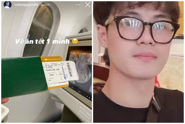 Văn Toàn buồn bã vì phải ăn Tết một mình ở Hà Nội